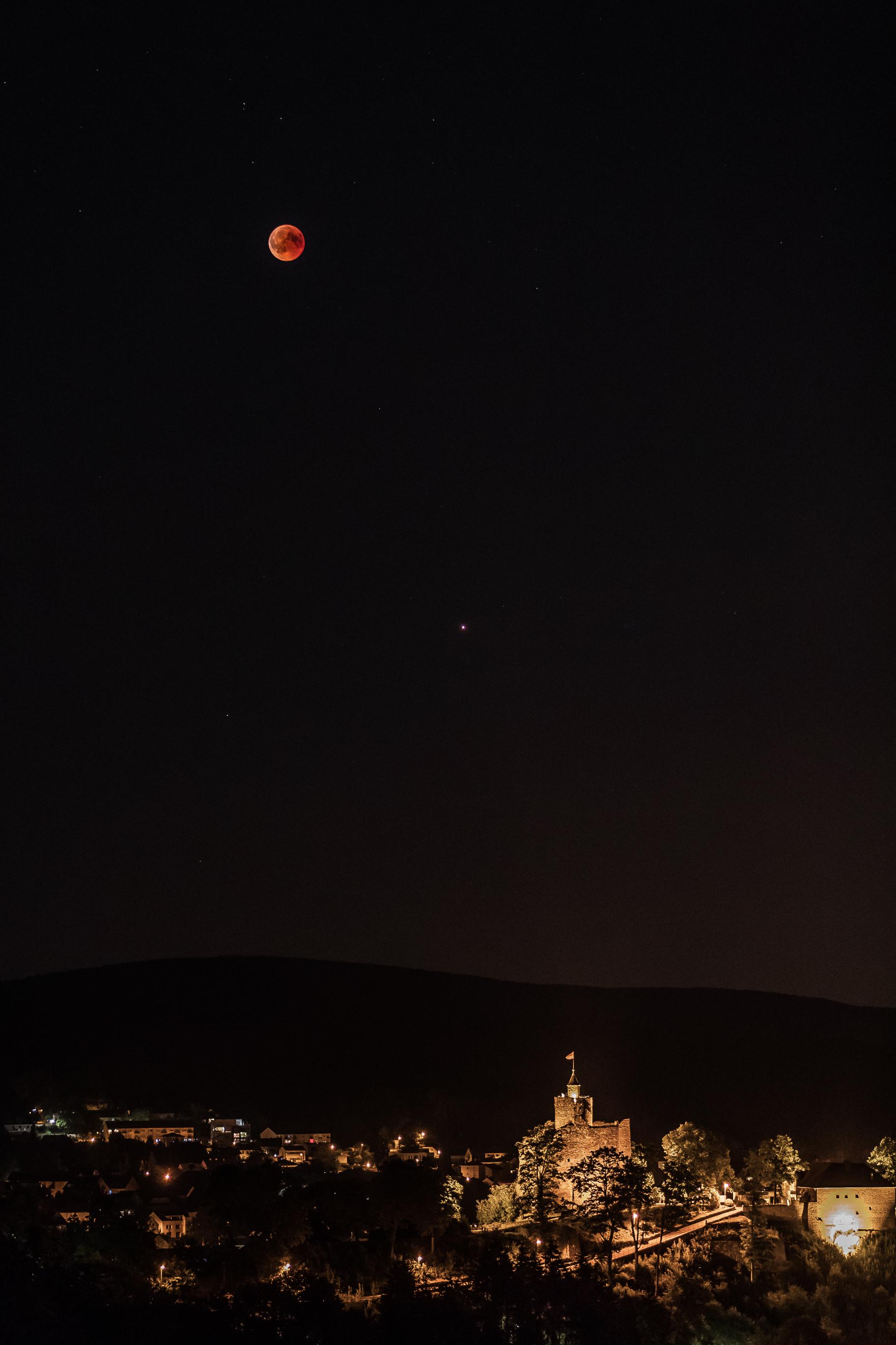 MoFi 05 Saarburg Mond und Mars